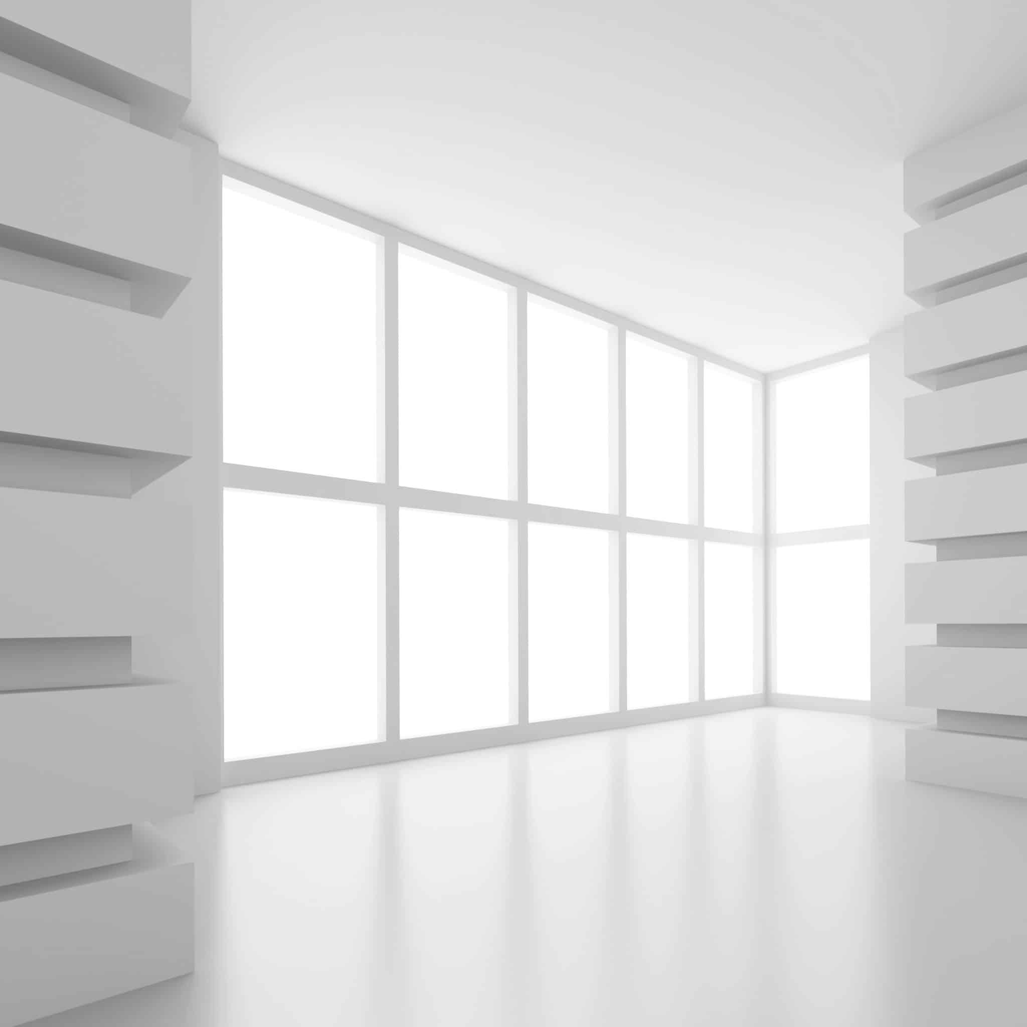 Estudio de luz y energía - Panel de policarbonato