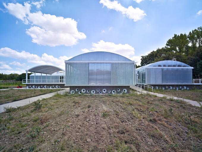 Agrícola - Paneles de policarbonato - Paneles fachada