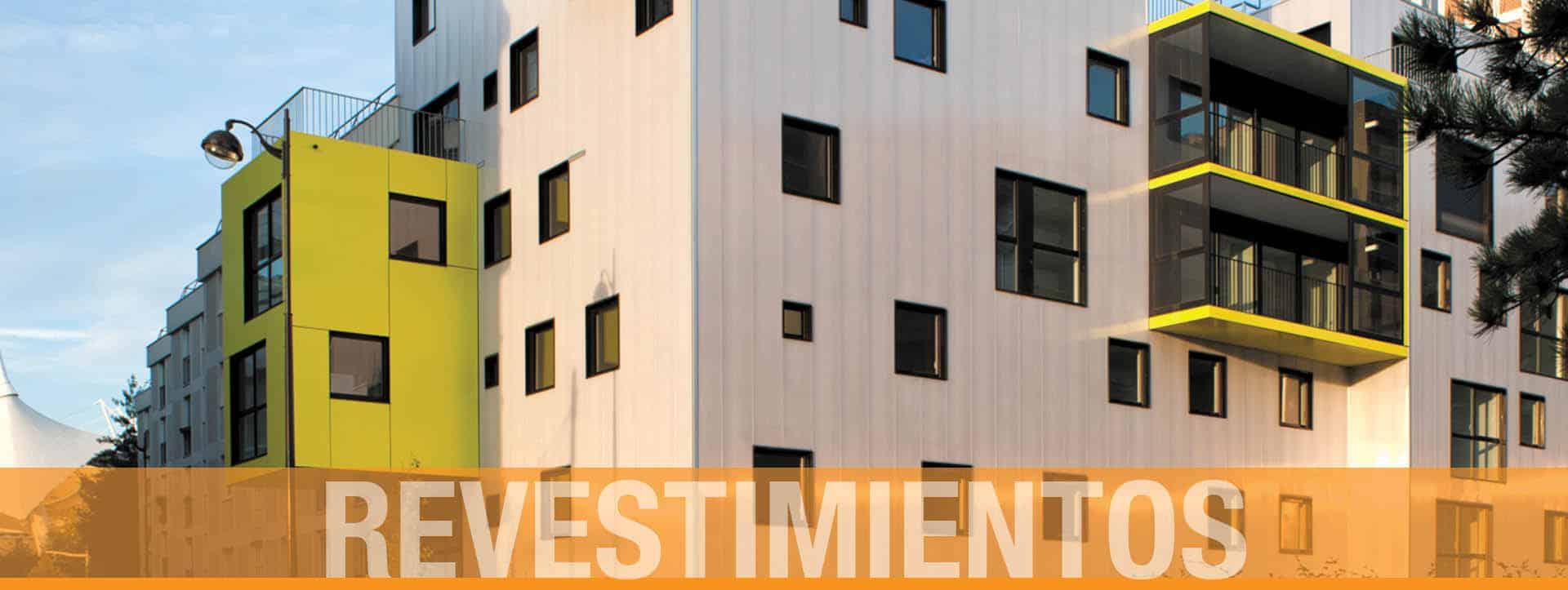 Revestimiento exterior para fachadas - Revestimiento de fachadas