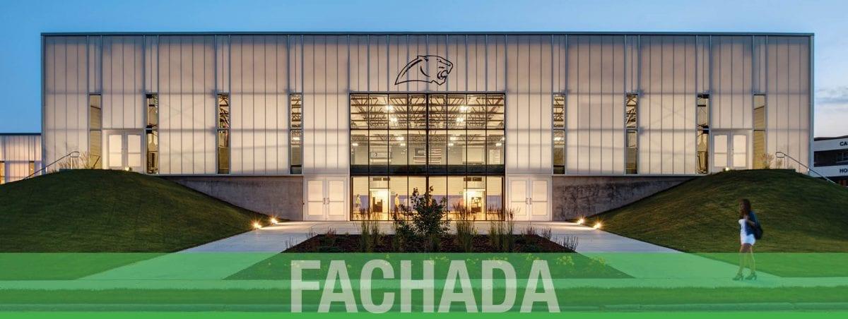 Empresa de fachadas - fachadas policarbonato - fachadas industriales y ventiladas
