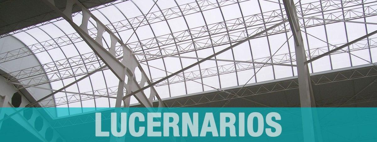 Lucernarios de policarbonato - Lucernarios cubiertas