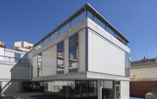 Fachadas de policarbonato - fachadas industriales - Fachadas ventiladas